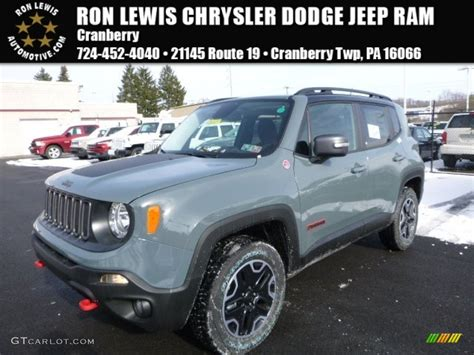 anvil jeep color 2016 anvil jeep renegade trailhawk 4x4 110115553