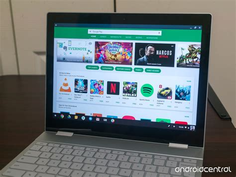 Chrome OS will finally let you run Android apps in the