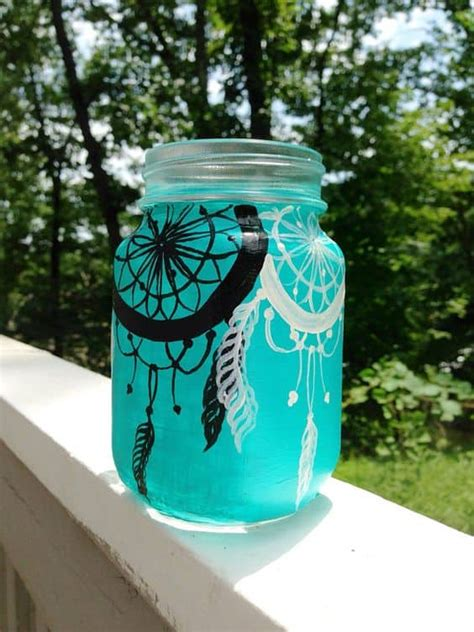 Painting Glass Jars by Learn The Basic Tips And Tricks On How To Paint Glass