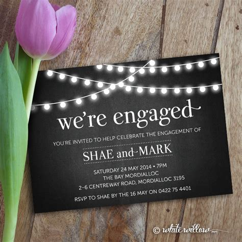 free printable engagement party decorations engagement party invitation engagement party invite