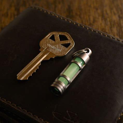 glow fob titanium tec accessories glow fob titanium embrite green glow tec accessories touch of modern