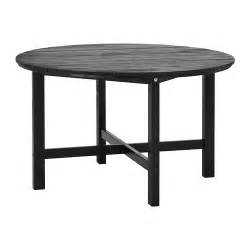 Ikea Patio Table 196 Ngs 214 Table Outdoor Black Brown Ikea