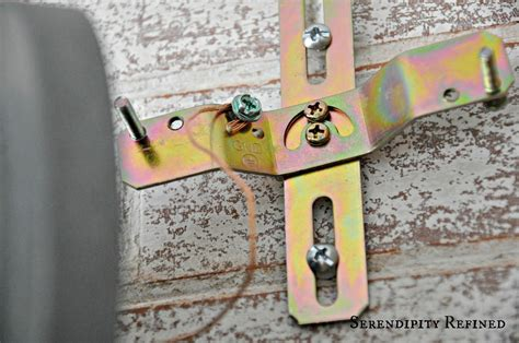 outdoor light fixture mounting plate serendipity refined how to add an electrical to