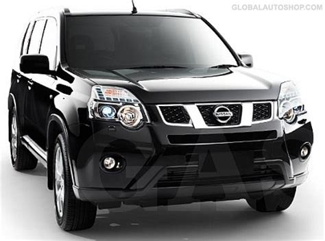 Nissan X Trail Chrome Grill Custom Grille Grill Inserts