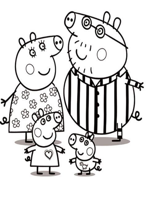 imagenes para colorear online dibujos para colorear peppa pig online archivos dibujos