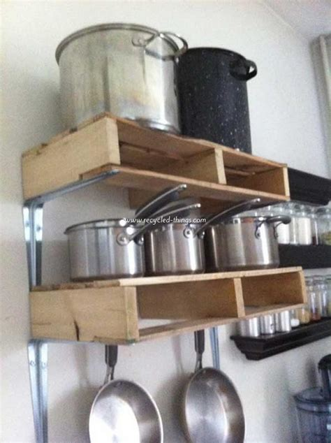 Top 20 awesome kitchen pallet project ideas you can diy recycled things