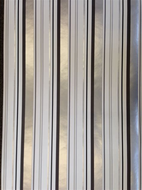 black  silver striped wallpaper uk gallery