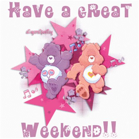 Care Bear Wall Stickers have a great weekend keep smiling fan art 8623457