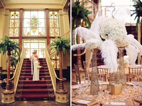 Great Gatsby Wedding Decorations by La Mansion Rentals And Tips For Great Gatsby Inspired
