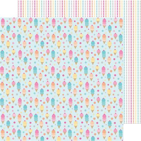 doodlebug paper doodlebug design sugar shoppe collection 12 x 12