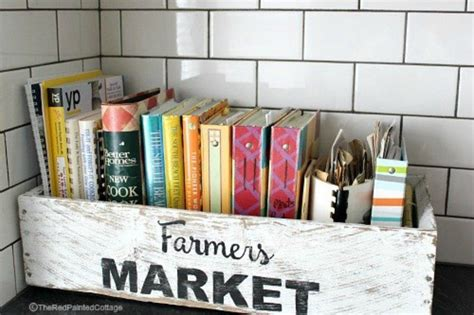 cheap storage ideas organize your kitchen with these 16 simple and cheap