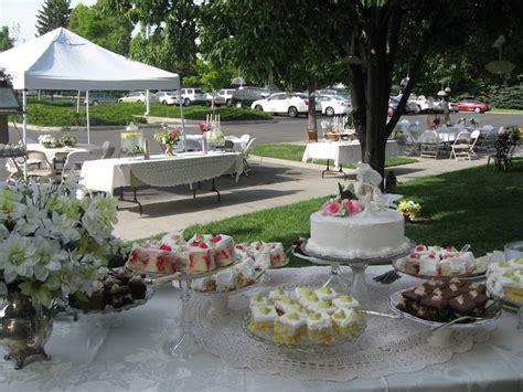 blurt blogger shabby chic wedding reception on the cheap 3