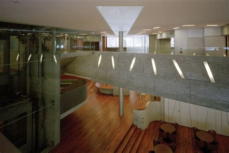 Community Interior Design by Gallery Of Karakida Community Center Chiaki Arai