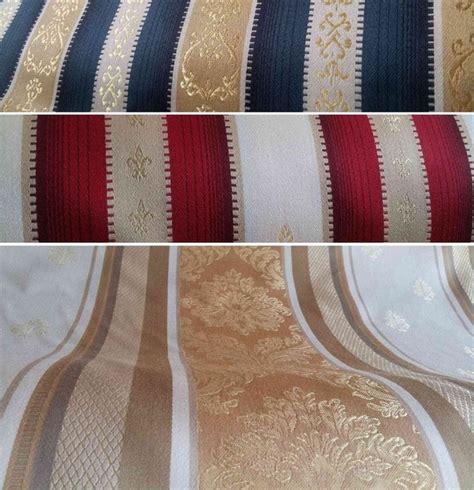 rideau tissu style empire