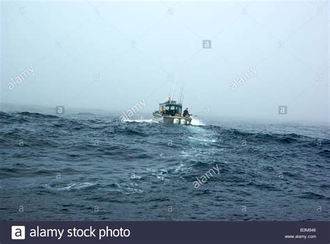 sport fishing boat in rough seas fishing boat rough sea stock photos fishing boat rough