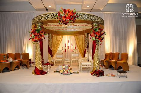Indian Wedding Mandaps   Event Decorators : Occasions By