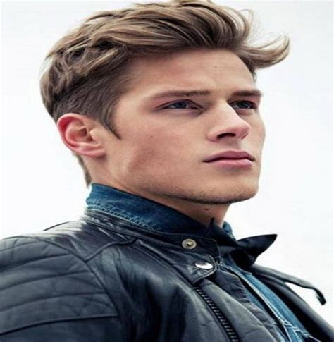 country haircut men coupe de cheveux homme meche