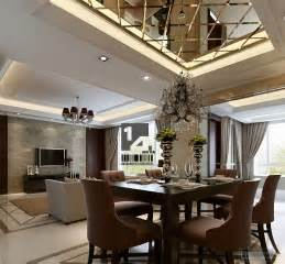 Modern Dining Room Decor Modern Chinese Interior Design