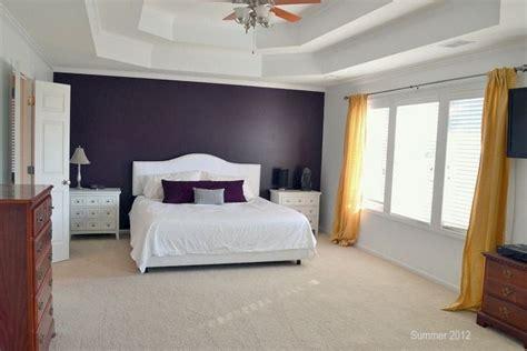 purple accent wall bedroom 20 beautiful purple accent wall ideas purple accent