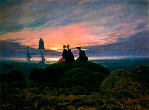 File Mondaufgang Am Meer 1822 Jpg Wikimedia Commons