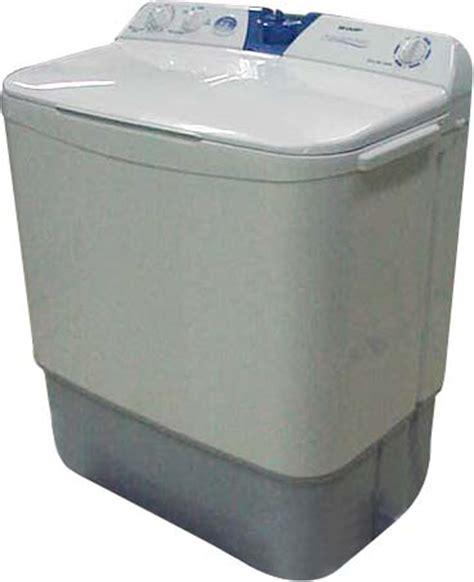 Mesin Cuci Sharp Washer Tub sharp es7530tfs 7 5kg tub washing machine w free