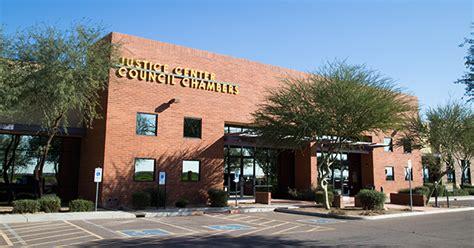 Glendale Az Court Records City Of Goodyear Court