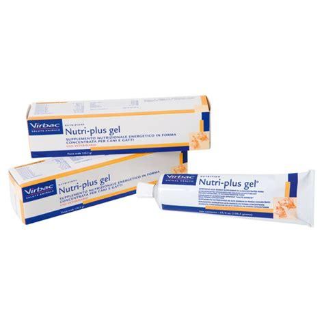 Nutriplus Gel Virbac virbac nutri plus gel energetico per cani e gatti