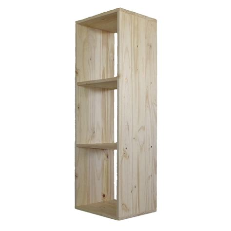 l etagere etag 232 re 3 cases multikaz pin h 104 2 x l 36 x p 32 cm