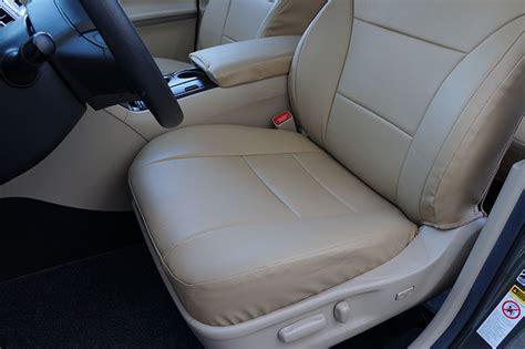 Toyota Venza Seat Covers Toyota Venza 2009 2015 Leather Like Custom Seat Cover Ebay
