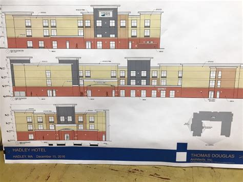 hadley planners take initial look at hotel project