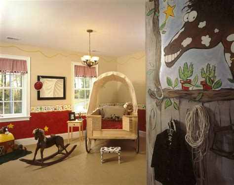 cowboy themed bedroom ideas wagon bed idea 3 4 beds kids bedroom bedroom design