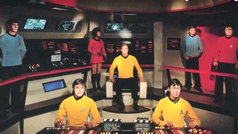 house of wax fresno star trek wax figures get new mission helping museum