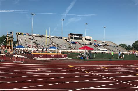 track wv wv metronews high school state track meet results from charleston