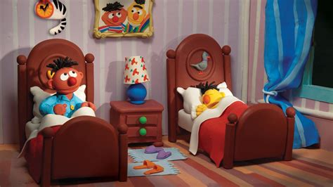 bert and ernie in bed tv sesame street coming to hbo hfboards