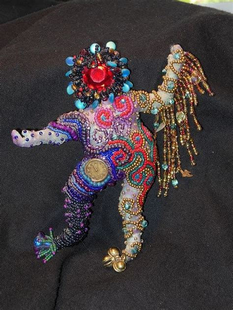 1000 images about dolls beaded on