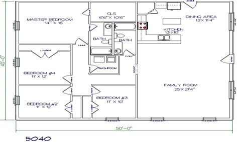 barndominium house plans barndominium floor plans texas barndominium designed for living 2 bed 2 bath house