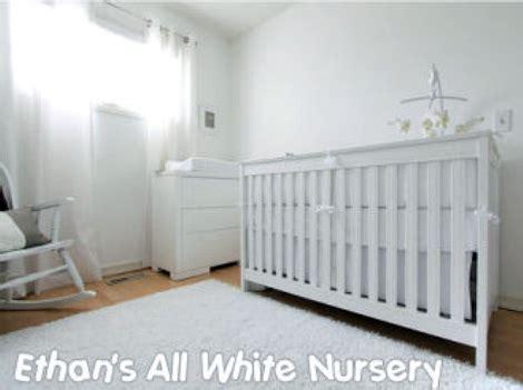 habitacion bebe blanca habitaci 243 n del beb 233 blanca