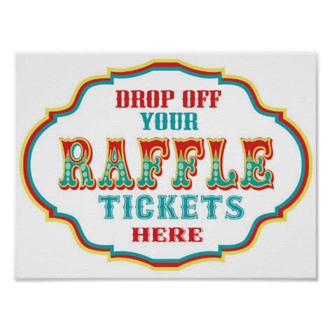 raffle signs www imgkid com the image kid has it