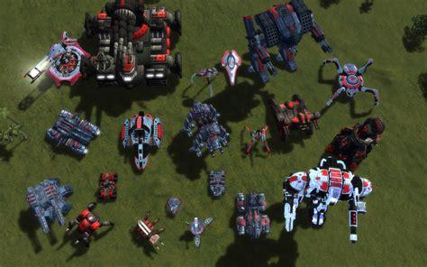 supreme commander mod new units image 4th dimension fa mod for supreme