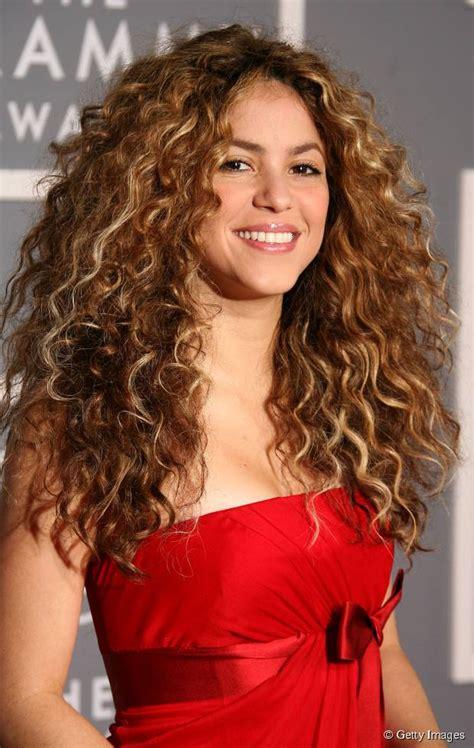 what color is shakira hair 2014 tend 234 ncia para o ver 227 o 2014 os cabelos cacheados que