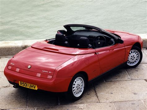 alfa romeo spider 916 uk 1994 1989 alfa romeo spider 916 uk 1994 1989 photo 02 car in pictures