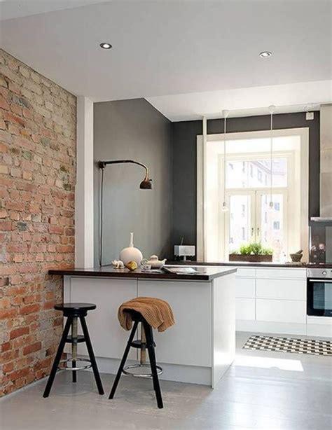 cuisine mur et gris peinture cuisine 40 id 233 es de choix de couleurs modernes