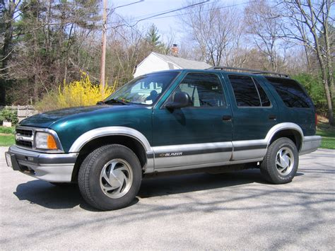Blazer Th 1997 1997 Chevrolet Blazer Pictures Cargurus