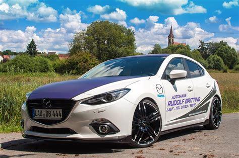 Auto Tuning Mazda 5 mazda 3 tuning
