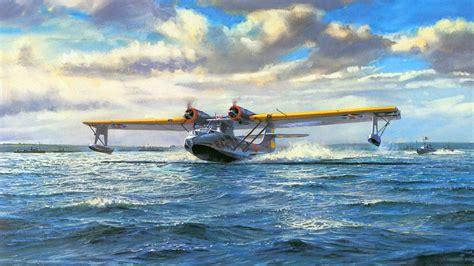 flying boat seaplane pby 5a catalina seaplane wwll pinterest