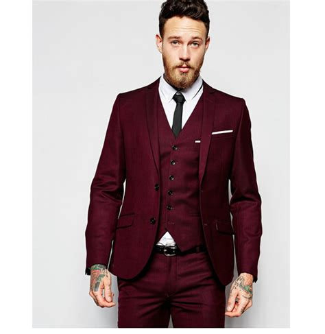 compare prices on burgundy tuxedo jacket online shopping
