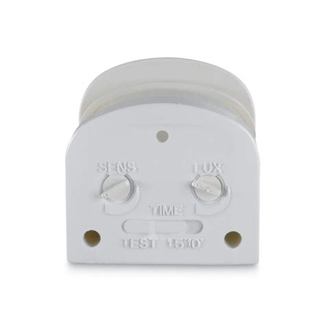motion sensor light settings motion activated light allen roth castine 1378in h rubbed