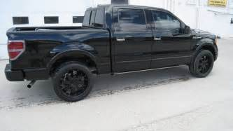 2009 platinum w 22 quot black rims ford f150 forum