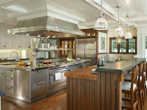 How To Decorate Your Kitchen Island Kitchen Design Styles Pictures Ideas Amp Tips From Hgtv Hgtv