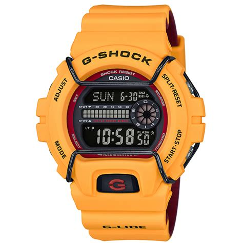G Shock Gls 6500 Black g shock gls 6900 winter sports series